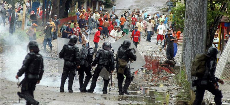 catatumbo colombia riots