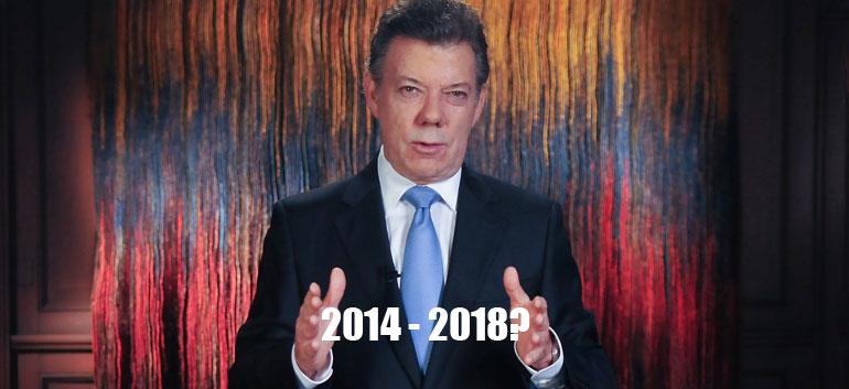 Juan Manuel Santos 2014