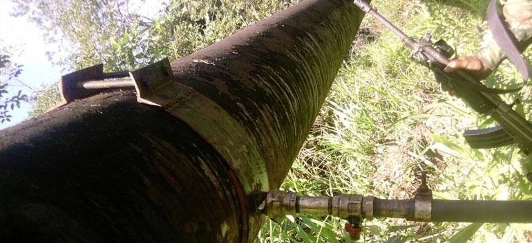 Caño Limon oil pipeline colombia