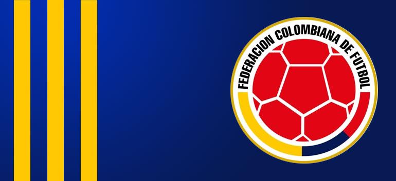 colombia soccer logo