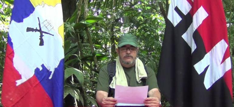 FARC Timochenko ELN