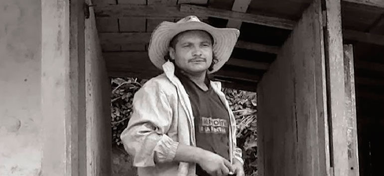 Environmentalist opposed to central Colombia mining project assassinated