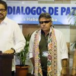 FARC Delegation  (Photo: Delegación de Paz FARC - EP)