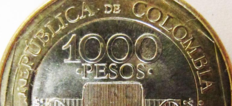 1000 pesos colombia