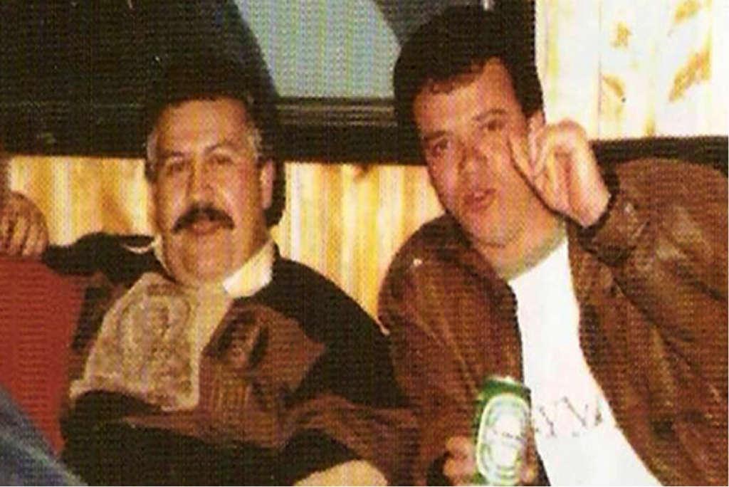 "Pablo Escobar and ""Popeye"""