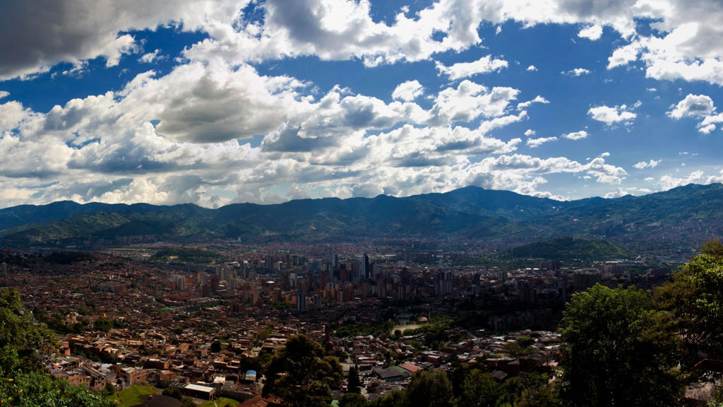 Medellin (Photo: Rogier Klappe)