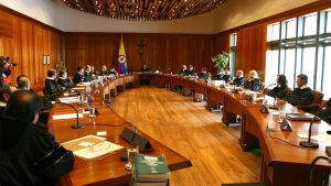 Colombia constitutional court