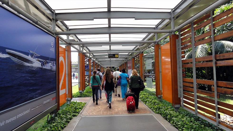 Cartagena's Rafael Nuñez airport