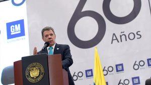 Juan Manuel Santos (Image credit: President's Office)