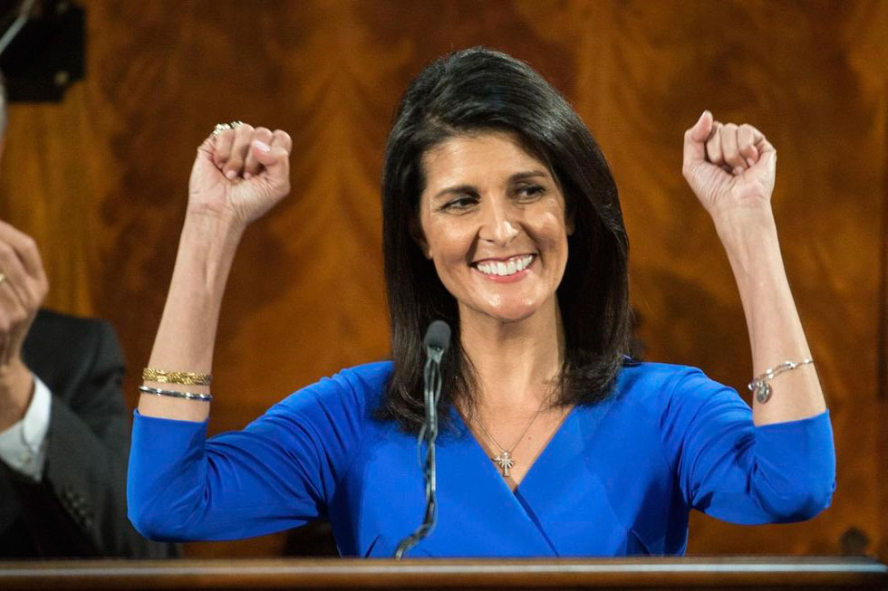 US ambassador to UN only no-show at Security Council visit